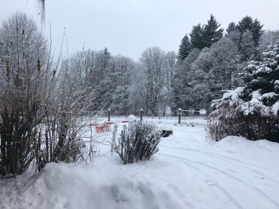 16/01/2017 neige au camping